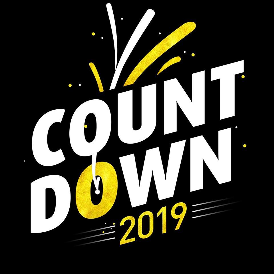 Countdown 2019 logo